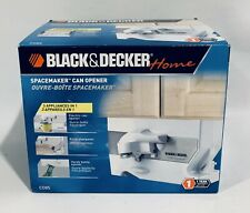 Black & Decker Home Spacemaker Can Opener Model Co85 Under Cabinet With Hardware