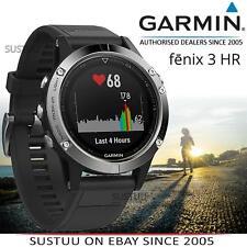 Garmin Fenix 3 Hr Course Montre Sport │ GPS+ Glonass │ Altimètre / 3-Axis Compas