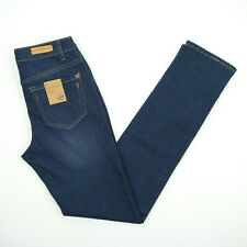 The 1964 Denim Co - Stevie Straight Blue Stretch Jeans women's Size 6 W25 NWT