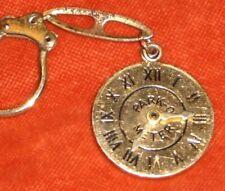porte-clés key ring RIOTON & Cie CHARBONS Horloge Montre PARK-O METER Mobiles