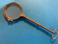 Lorgnette 14K Gold Antique Glasses