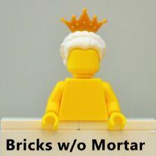 New Genuine LEGO Pearl Gold Bridal Tiara Wedding