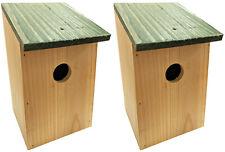 Kingfisher - Nichoir bois Traditionnel (pour Jardin Extérieur)