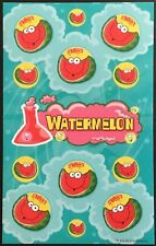 Dr. Stinky's Scratch & Sniff Stickers - Watermelon - Mint Condition!!