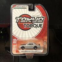 Greenlight | 1:64 Tokyo Torque Series 3 - 1972 Nissan Skyline 2000 GT-R | New