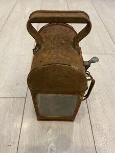 Sherwoods Railway Lamp