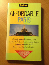 Affordable Paris : How to See the Best for Less (Paperback) store #4423
