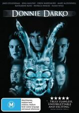 Donnie Darko (DVD, 2010)-REGION 4-Brand new-Free postage