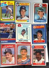37 Don Mattingly Rare Food Issue Card etc Huge Lot Issue 1984-1994 Closeout sale