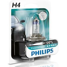 Philips X-Treme Vision h4 halógena +100% p43t 12v 60/55w (1er) 12342xvb1