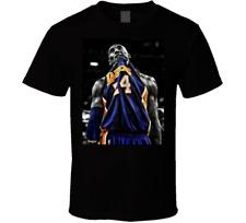 Legends Of Basketball Michael Jordan Kobe Bryant black T-Shirt Size S-4XL G932