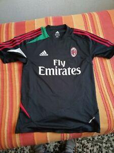 t shirt milan Adidas formotion Fly emirates allenamento