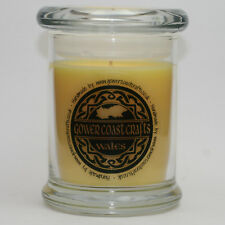 Sparkling Lemon Handpoured Highly Scented Medium Candle Jar