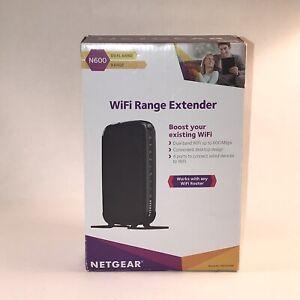 Netgear WiFi Range Extender N600