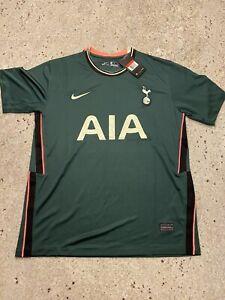 Nike Tottenham Hotspur Away Jersey/Shirt 2020/2021 Men's Large Green/pink BNWT
