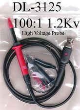High Voltage Probe kit DL-3125  High Voltage Test probe for DC to 1200 Volt