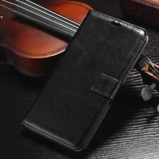 Leather Wallet stand case cover for Huawei Y6 Y7 2018 Honor 10 P20 Pro Lite P10