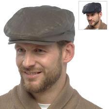 Cotton Blend Winter Hats for Men