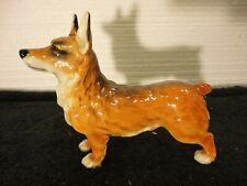 Vintage Goebel Welsh Corgi Figurine. Ch 619.