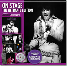 Elvis - Backdraft : On Stage : The Ultimate Edition - DigiPak CD - New & Sealed