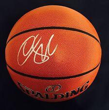DeMar DeRozan Autographed Spalding NBA Basketball San Antonio Spurs/ JSA