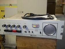 Bogen Model Mct-1 Control Center Parts or Fix