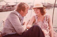 SEXY  SYLVIA KRISTEL GOODBYE EMMANUELLE 1978 DIAPO DE PRESSE VINTAGE SLIDE  #1