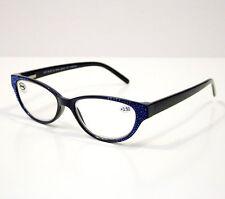 TWINS O. OCCHIALI GRADUATI DA LETTURA PRESBIOPIA CAT BLU +3,50 READING GLASSES