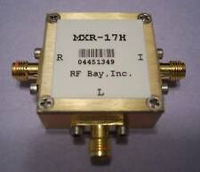100-1700MHz Level 17 Frequency Mixer, MXR-17H, New, SMA