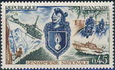 STAMP / TIMBRE FRANCE NEUF LUXE N° 1622 ** GENDARMERIE NATIONALE