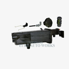 BMW Oil Cooler Thermostat / Expansion Tank / Cap / Coolant Sensor + Clip Hamman