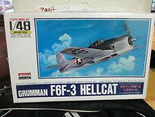 Grumman Hellcat F6F-3 1/48 scale model kit