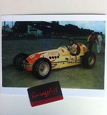 """Tony Bettenhausen 1953 Indy 500 Agajanian Special Reprint 8.5x11"""" Photo"""