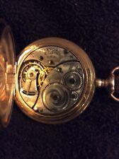 Antique Elgin Pocket Watch 1913