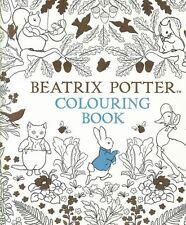 Beatrix Potter Colouring Book NEW