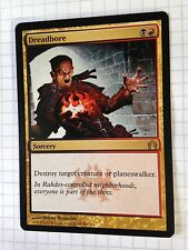 Mtg Magic the Gathering Return to Ravnica Dreadbore