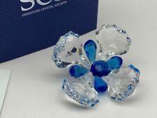 Swarovski Crystal SCS 2015 White Peacock Flower Arya BNIB 5068820