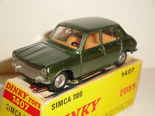 SIMCA 1100  DINKY TOYS  REF.1407