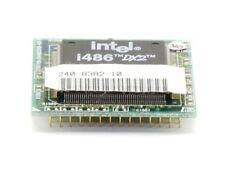 Intel 240-8382-10 A80486DX2-50 MHz CPU Module Zenith Z-Star ES Laptop Prozessor