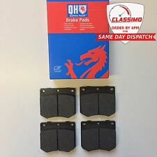4 Front Brake Pads - FORD ESCORT 1 2 + CAPRI 2 3 + CORTINA 3 4 5 & more - QH