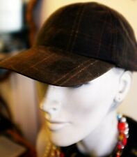 Oilskin Cap by Barbour (adjustable one size)