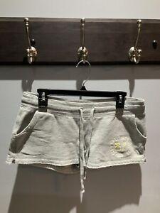 Aeropostale Shortie Shorts. Heather Gray. Size Medium. NWOT