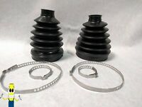 Inner and Outer CV Axle Boot Kit for Toyota T100 Pickup Truck 1993-1998 4X4 4WD