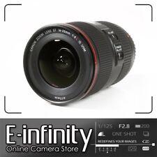 NEUF Canon EF 16-35mm f/4L IS USM Objectifs F4 L per EOS DSLR