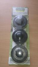 Rasentrimmer Ersatzspulen GFR 450//5 Garden Feelings 3 er Pack