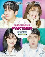 Korean Drama DVD Suspicious Partner (2017) GOOD ENG SUB Ship From USA