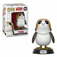 Funko - POP Star Wars: The Last Jedi - Sad Porg Brand New In Box