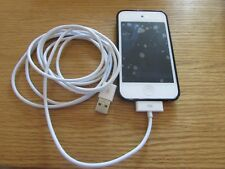 Ipod Touch 4th generation 8GB bundle with new case & USB charging lead