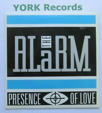 """ALARM - Presence Of Love - Excellent Condition 7"""" Single IRS IRM 155"""