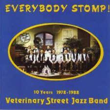 Veterinary Street Jazz Band Everybody Stomp LP Album Vinyl Schallplatte 156438
